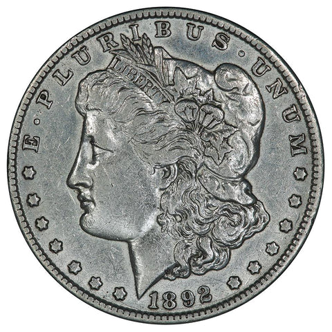1892-O Morgan Dollar - About Uncirculated