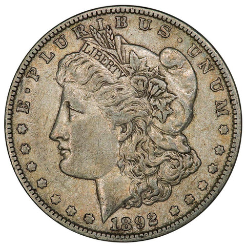 1892-O Morgan Dollar - Very Fine
