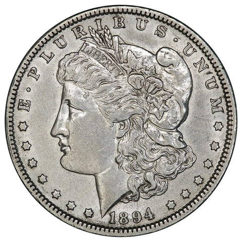 1894-O Morgan Dollar - About Uncirculated