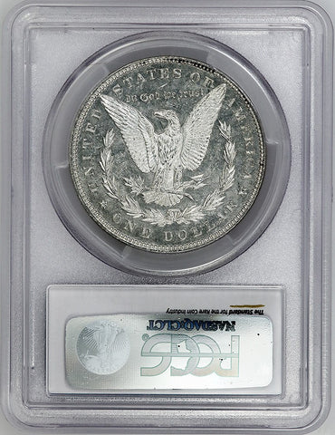 1896 Morgan Dollar - PCGS MS 61 PL