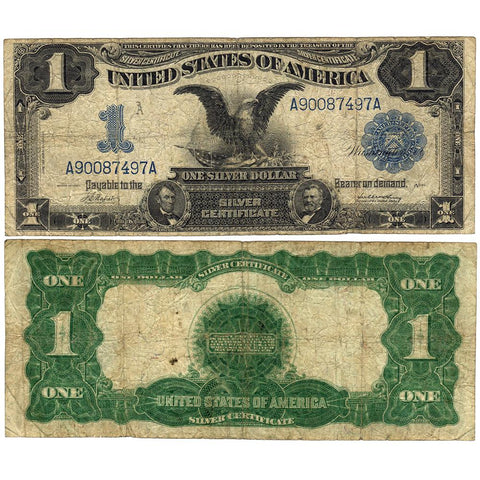 1899 Black Eagle $1 Silver Certificate Fr.230 - Very Good