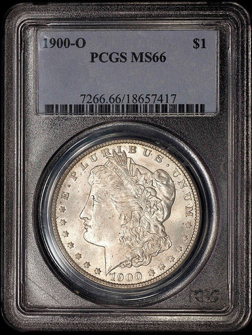 1900-O Morgan Dollar - PCGS MS 66 - Tougher Date in 65 or Better