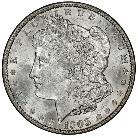 1903-O Morgan Dollar - Premium Quality Brilliant Uncirculated