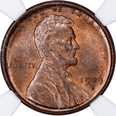 Lincoln Cent One-Off List