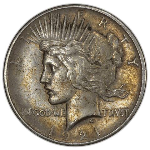 Peace Dollar One-Off List