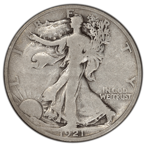 Walking Liberty Half One-Off List