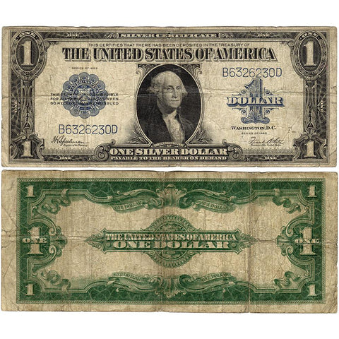 1923 $1 Large-Size Silver Certificate Fr. 237 - Very Good
