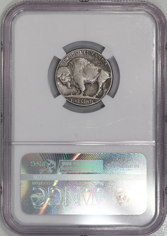 1924-S Buffalo Nickel - NGC F 12 - Fine