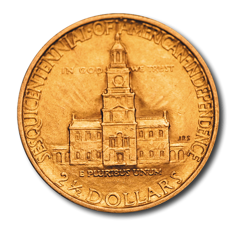 1926 Sesquicentennial $2.5 Gold Commemorative - Brilliant Uncirculated