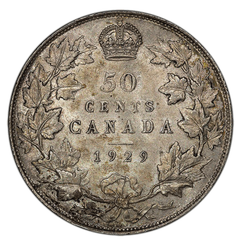 Canadian Fifty Cent One-Offs