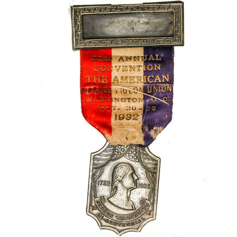 1932 American Racing Pigeon Union Convention Medal