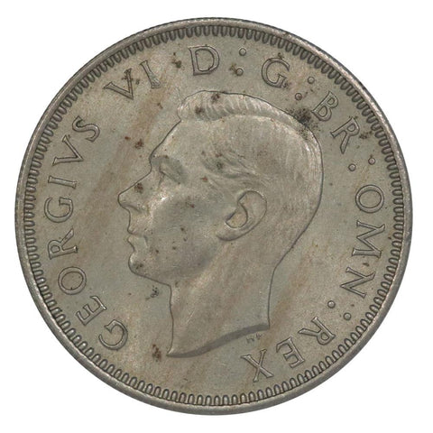 1950 Great Britain Shilling KM#877 - BU
