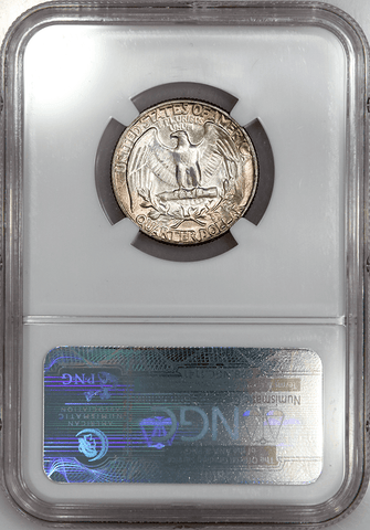1952 Washington Quarter - NGC MS 65 - Gem Uncirculated