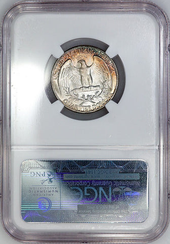 1952 Washington Quarter - NGC MS 65