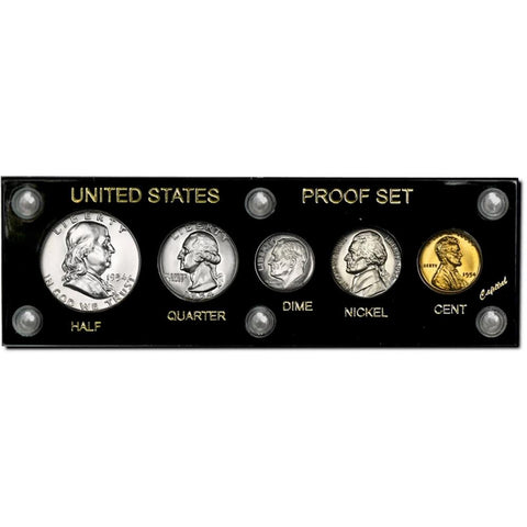 1954 U.S. Proof Set Special - Premium Quality Brilliant Proof