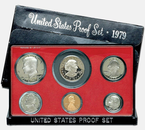 1979-S & 1981-S Type-2 Proof Set Super Special