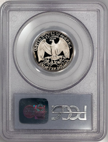 1981-S Type-1 Proof Washington Silver Quarter - PCGS PR 69 DCAM