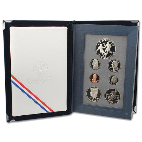 1994 U.S. Mint Prestige Proof Sets in Original Government Packaging on Special