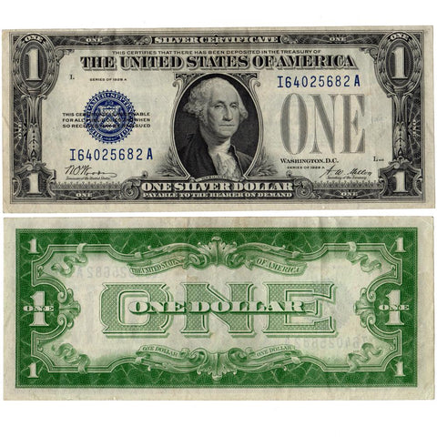 1928-A $1 Silver Certificate Fr.1601 - Extremely Fine