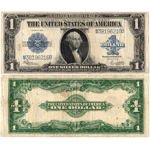 1923 $1 Large-Size Silver Certificate Fr. 237 - Fine