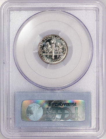 2011-P Roosevelt Dime - PCGS MS 67 FB (Full Bands)