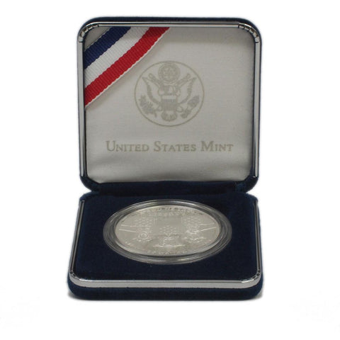 2011 Medal of Honor Commemorative Silver Proof Dollar - Gem Proof in OGP w/ COA