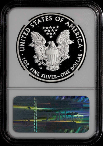 2015-W Proof American Silver Eagles in NGC PF 69 & PF 70 Ultra Cameo