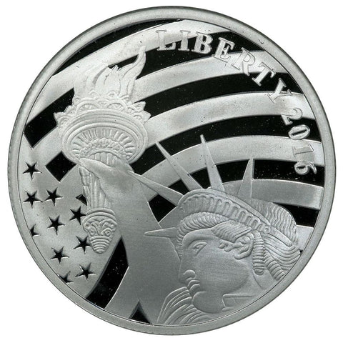 2016 Cook Islands Silver $1 .999 1/2 Ounce - Proof