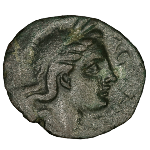 Ancient Greek - Sicily, Akragas (Agrigentum) AE 21 241-210 BC ~ Very Good+