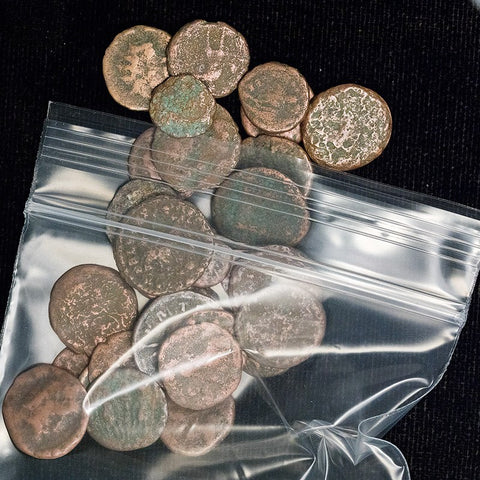 Neat Bag of 30 Cull to Good Ancient Roman Coins - Less Than $1.70 Each