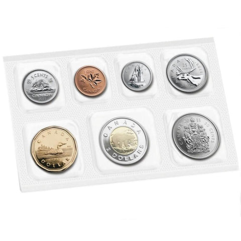 2011 Canada Uncirculated Set
