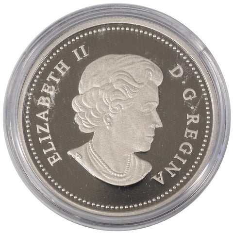 2013 $20 Toronto Street, Winter Morning Silver Coin - Gem in Capsule w/ C.O.A.