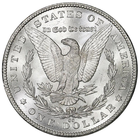 Morgan Dollar One-Off List