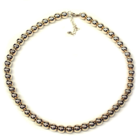 Silpada Sterling Silver Rich Abundance Bead Ball Necklace