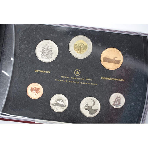 "2011 Canada Special Edition $2 Coin Specimen Set ""Young Wilderness Series"" - Elk"