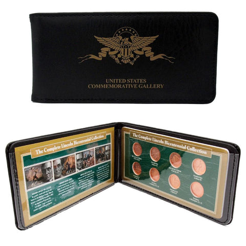 2009 U.S. Commemorative Gallery Lincoln Cent Set