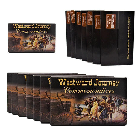 2000-2006 Westward Journey Commemorative Sacagawea Set