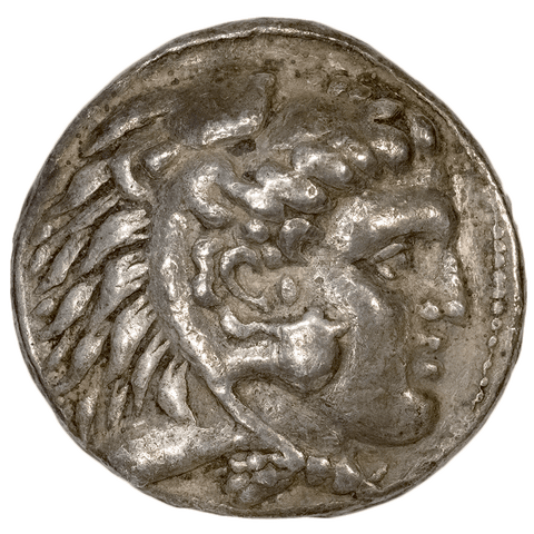 "Ancient Greece - Macedonia, Kings Alexander III ""The Great"" AR Tetradrachm 336-323 BC - Very Fine"
