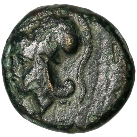 Roman Republic, Anonymous 270-269 BC AE Litra 16mm 4.29 g - Fine