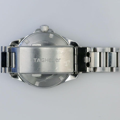 Tag Heuer Aquaracer 300m 32mm WAY1313 with Diamond Dial - Lightly Used