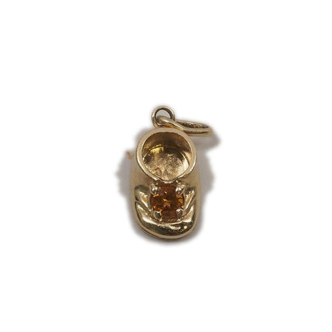 14k Citrine Nov. Birthstone