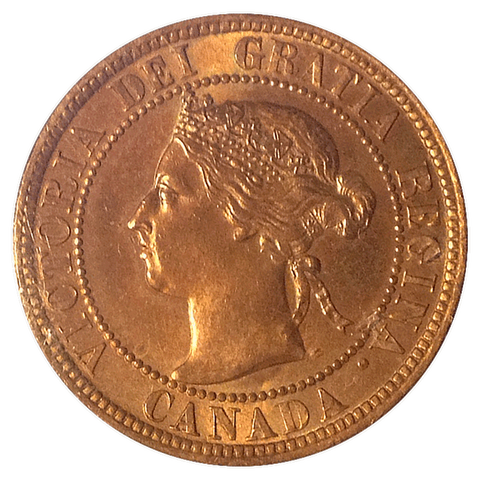 Canadian Large Cent One-Offs