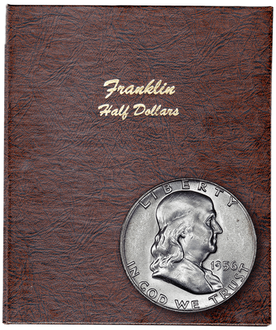 Truly Complete 1948-1963 P-D-S Franklin Half Dollar Set (With Proofs!)