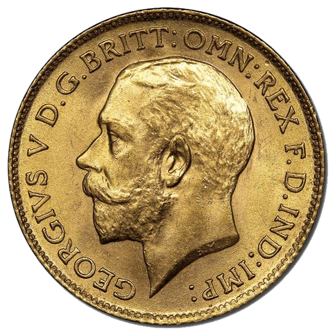 1915-1931 George V Gold Sovereigns - By Date/Country - Premium Quality BU