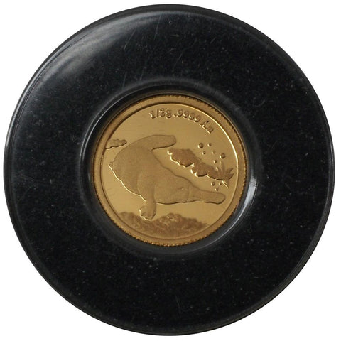 2014 Australia $2 Gold Platypus Proof Coin - Gem Proof in OGP w/ COA