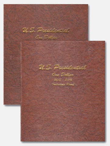 Complete 2007-2014 Presidential Dollar Sets (96-coins) ~ PQ Brilliant Uncirculated and Superb Proof