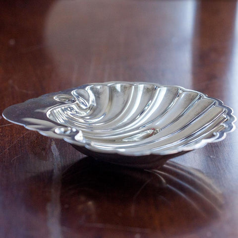 S. Kirk & Son Sterling Silver Shell Form Dish