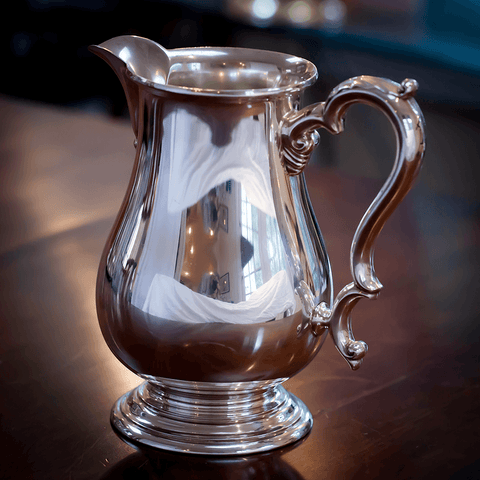 International Silver Lord Saybrook Sterling Silver Pitcher