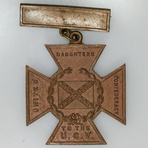 Southern Cross of Honor, United Daughters of the Confederacy