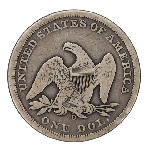 Seated Liberty Dollar One-Off List